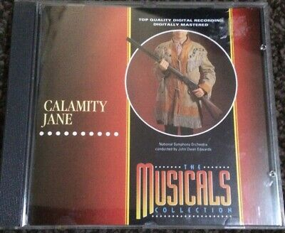 Calamity Jane The Musicals Collection Cd Album • 1.99£