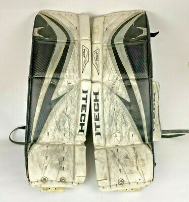 $89.99 • Buy Itech Ice Hockey Goalie Leg Pads Re Flex GP RX7 33  Pro Sizing Sports Gear