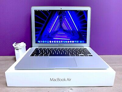 $659 • Buy EXCELLENT Apple MacBook Air 13 Inch Laptop / 2.7GHZ Core I5 / 256GB SSD / OS2017