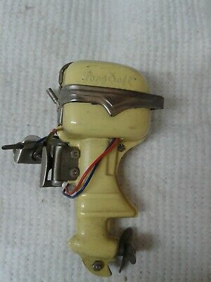 VINTAGE 'Lang Craft' Outboard Motor In Good Condition (Japan) • 119.99£