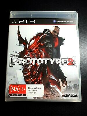AU69.99 • Buy Prototype 2 PS3 Game NEW/Sealed PlayStation 3