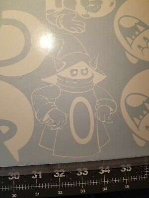 $2 • Buy Masters Of The Universe Orko 5  Vinyl Car / Wall Decal Sticker Color Choice MOTU