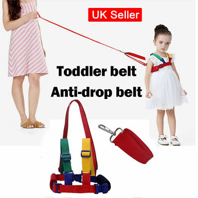 Baby Safety Wing Walking Harness Toddler Anti-lost Belt Backpack Reins Trainning • 7.99£