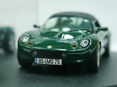 $ CDN116.65 • Buy WOW EXTREMELY RARE Lotus Elise S1 LHD Sott Top 1997 BR Green 1:43 Vitesse-Spark