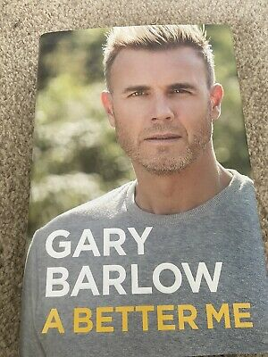 Gary Barlow Signed Autobiography • 20£