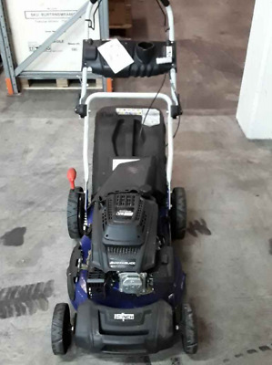 AU143.50 • Buy Lawn Mower Self Propelled 19  165cc 4 Stroke Petrol Lawnmower Catch