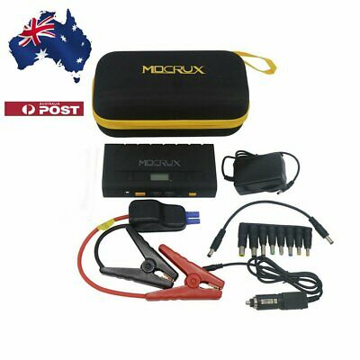 AU42.90 • Buy 12000mAh 12V Vehicle Jump Starter 200A Car Battery Charger Booster Power Bank
