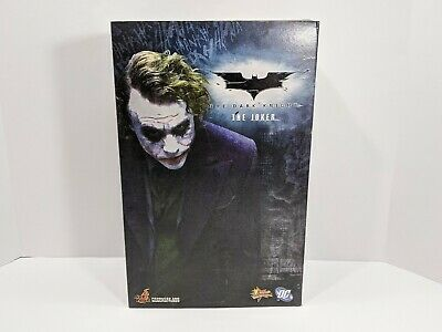 "$ CDN567.93 • Buy Hot Toys MMS68 Batman Dark Knight Joker H. Ledger 12"" Figure MIB FACTORY SEALED"