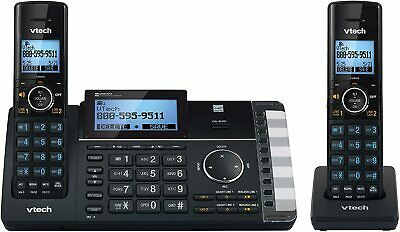 $ CDN109 • Buy VTech DS6251 2-Line Cordless Phone With Answering System & Smart Call Blocker
