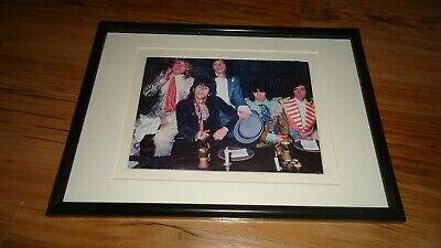 £11.99 • Buy THE ROLLING STONES-framed Picture(4)
