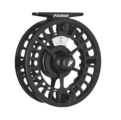 $425 • Buy Sage ESN Fly Reel - Color Stealth - NEW - FREE FLY LINE