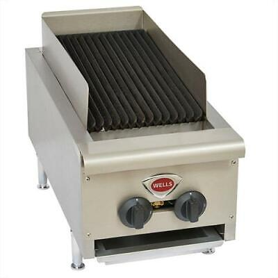 $725 • Buy Wells - HDCB-1230G - 12 In Gas Charbroiler