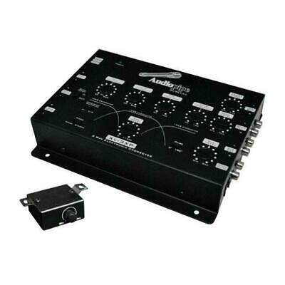 $ CDN78.34 • Buy Audiopipe XV-3XP 8V Max Output High-pass 3-Way Variable Crossover W/ Line Driver