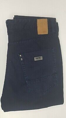 AU22.25 • Buy Pull And Bear Mens Blue Jeans Carrot Fit Button Sz W32 L32