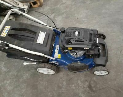 AU11.50 • Buy Lawn Mower Self Propelled 19  165cc 4 Stroke Petrol Lawnmower Catch
