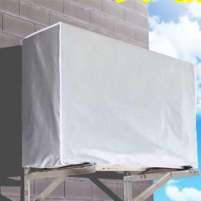AU12.01 • Buy Sun Protection Air Conditioner Cover 1-1.5P Rainproof Waterproof Outdoor Hood JH