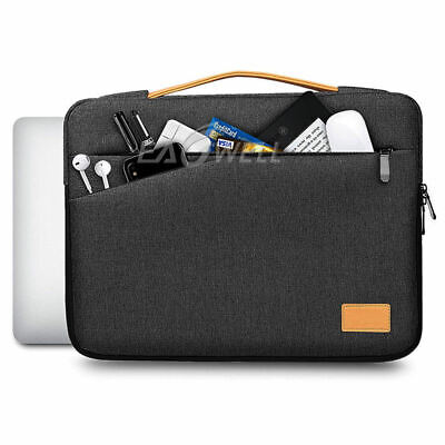AU28.99 • Buy Laptop Sleeve Case Carry Bag Accessory Pouch For 15/15.6/16inch Macbook Notebook