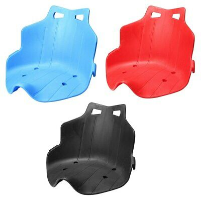 Replacement PLASTIC SEAT For HoverKart Go Kart Attachment For Hoverboard Segway • 18.97£