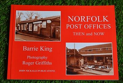 £9.95 • Buy Norfolk Post Offices Now And Then Book Photographs