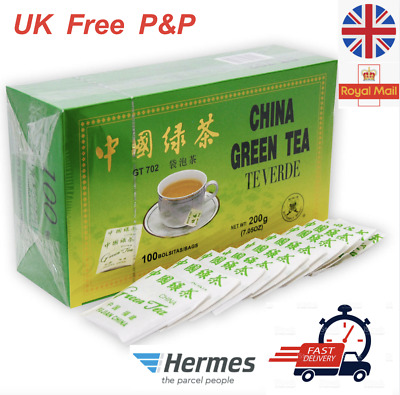 £7.99 • Buy Chinese Green Tea 100 Bags Losing Weight,Slimming Diet+UK FREE DELIVERY
