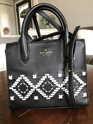 $ CDN225 • Buy NWT Kate Spade Flynn Street Small Meriwether Leather Tote