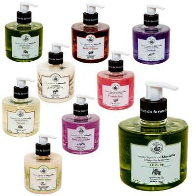 Savon De Marseille,french Organic Liquid Soap,post As Many As You Like For £2.95 • 6.95£