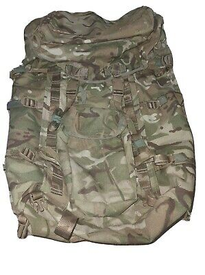 MTP DPM Camo Bergen British Army Longback Convoluted Infantry Military • 23£
