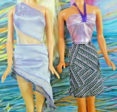 $9.99 • Buy Mattel Barbie My Scene Outfits Clothes Fashions Dress & Top Skirt No Dolls
