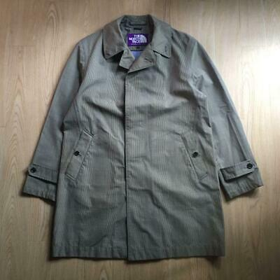 $141.46 • Buy Used The North Face Purple Label Bal Collar Coat Size M No.25852