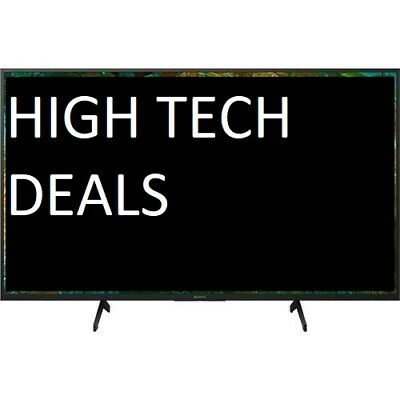 AU894.55 • Buy Sony 49  X800H Series 4K X-Reality Pro HDR Android Smart TV With Bluetooth And G