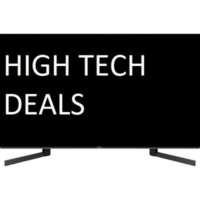 AU1474.06 • Buy Sony 49  X950H Series 4K UHD HDR Full Array LED Android Smart TV With Google Ass