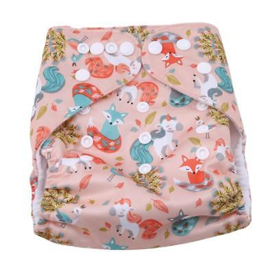 AU6.45 • Buy Absorption Breathable Kids Diaper Pants Adjustable Cute Baby Care Waterproof LL