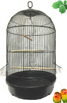 $54.95 • Buy 29  ROUND DOME BIRD FLIGHT CAGE For Small Birds Lovebird Finches Aviaries
