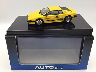 $ CDN60.23 • Buy Autoart 1/43 Lotus Esprit Turbo - Yellow - Mint / Boxed