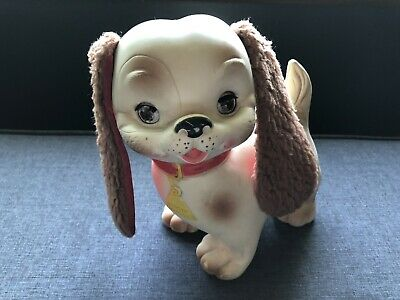 $65.85 • Buy 1962 Vintage Edward Mobley Rubber Doll Doggy Bowser Wowser Rare