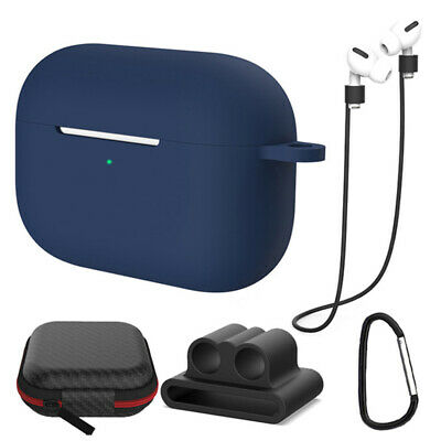 $ CDN5.79 • Buy 5in1 Earphones Case Accessories For Apple AirPods Pro Charging Box Portable Bag