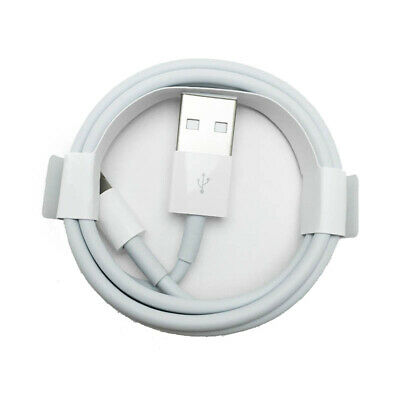 $ CDN6.77 • Buy OEM Original 1M Apple Lightning USB Cable Charger For IPhone X XR  6  7 8 Plus 5