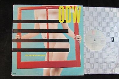 £7.45 • Buy ODW OUR DAUGHTERS WEDDING Moving Windows LP 80's New Wave/synth Pop