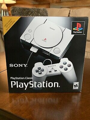 $59.99 • Buy Sony PlayStation 1 PS1 Classic Mini Console System Brand New Factory Sealed