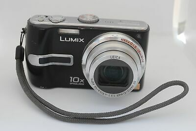Panasonic Lumix DMC-TZ3 Full Spectrum/infrared Converted Camera • 20£