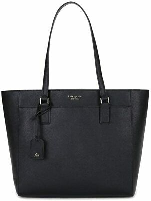$ CDN202.87 • Buy NWT Kate Spade New York Cameron  Saffiano Leather Laptop Tote Bag In Black