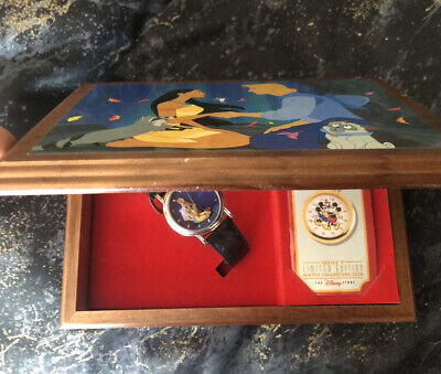 $75 • Buy Disney Pocahontas Watch And Jewelry Music Box Limited Edition  DS-205 Used