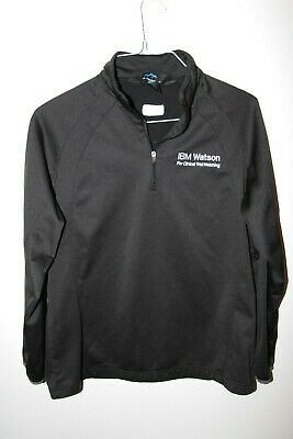 Women's Tri Mountain IBM Watson For Clinical Trial Matching Jacket L  • 17.17£