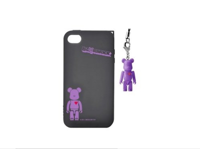 $15 • Buy BE@RBRICK Silicone Case For IPhone 4 Plus Strap Bearbrick Medicom Toy