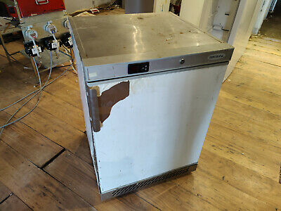 £300 • Buy Tefcold Ur200s Stainless Steel Undercounter Refrigerator