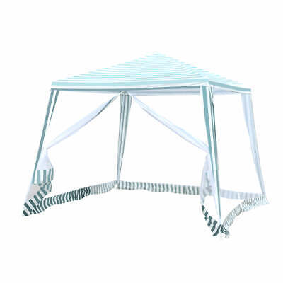 AU69.92 • Buy Mountview Pop Up Marquee Gazebo 3x3m Outdoor Canopy Wedding Tent Mesh Side Wall