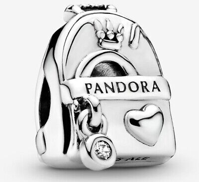 £12.99 • Buy Authentic Pandora Sparkling Owl Charm Sterling Silver S925 ALE 798397NBCB