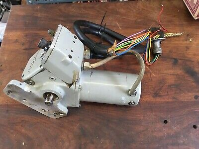 Genuine Bridgeport Power Feed Unit  Unsure If It Works As It Can't Be Tested • 480£