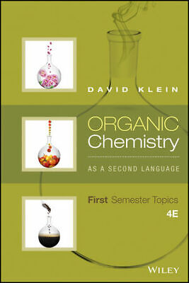 $1.99 • Buy Organic Chemistry As A Second Language: First Semester Topics P-D-F🔥✅