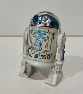 AU5.50 • Buy Vintage Star Wars Figure First 12 R2-D2 Solid Dome